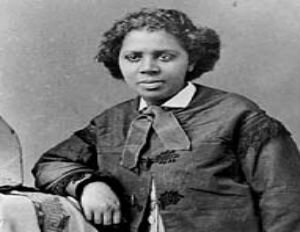 The first American woman of African heritage to receive a patent from the U.S Patent and Trademark Office.