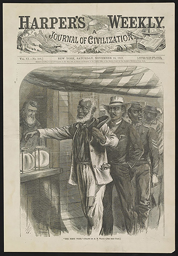 The History of Black Voting Rights in America