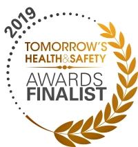 ths finalist health & safety award www.tellgrade.com