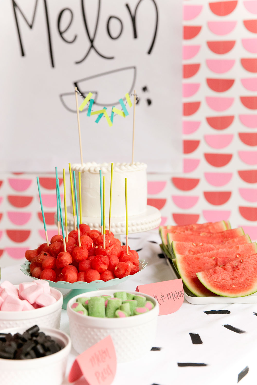Watermelon Party Tell Love And Party