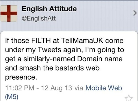 Threat Against MAMA @EnglishAtt