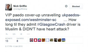 Nick Griffin - Glasgow