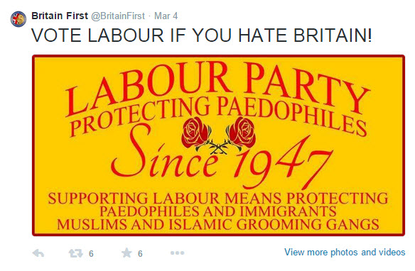 The Far Right's Obsession with Labour & Paedophiles - TELL ...