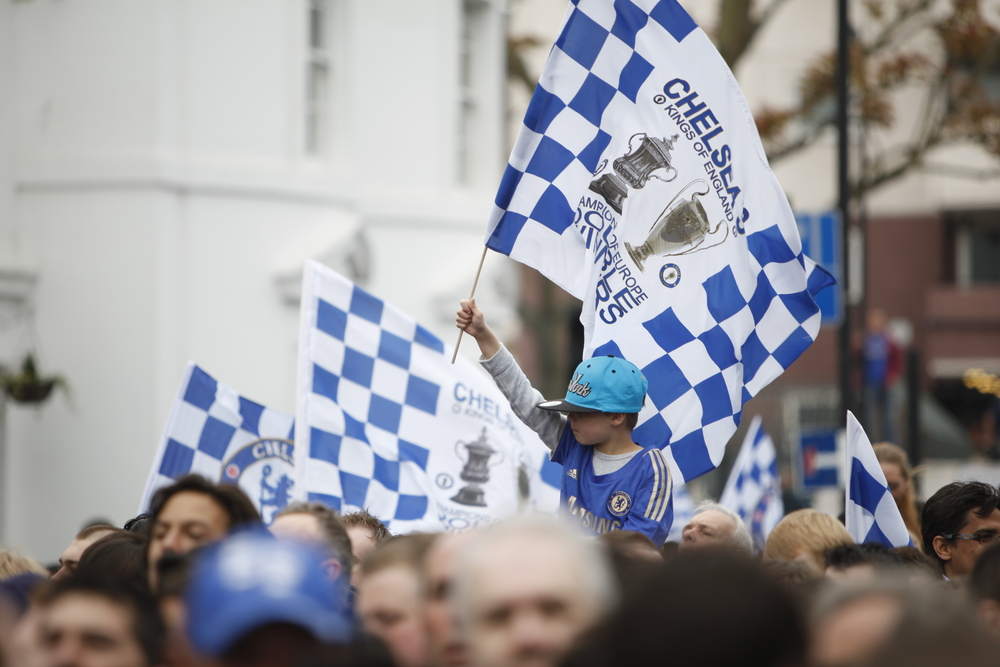 Chelsea Football Fans Assault Muslim Female on Sunday After Arsenal & Chelsea Match