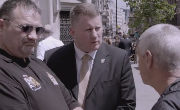 Hanging, Give us Your Money & Sadiq Khan – A Cacophony of Hate From Britain First