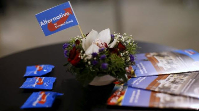 Islam not compatible with German constitution, says AfD party