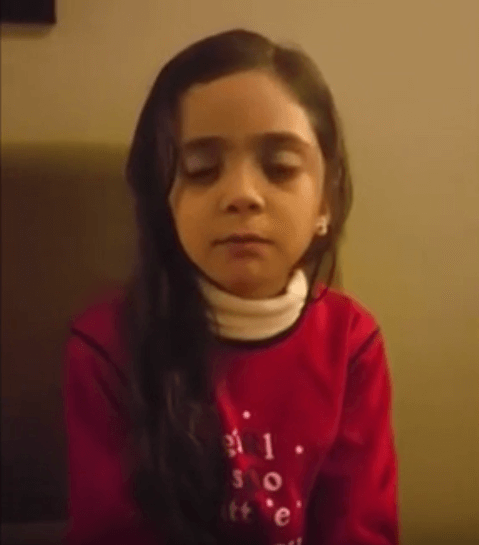"Syrian ""Twitter girl"" asks Donald Trump if he's ever gone hungry"