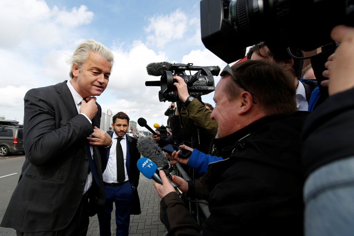 Dutch nationalist Wilders – ban Turkish campaigning in the Netherlands