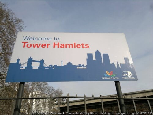How did a fostering row in Tower Hamlets become about religion?