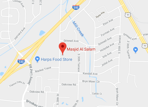 Arkansas: How the Masjid Al Salam cleared the debts of a man who vandalised it