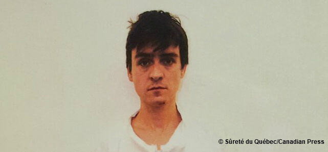 Alexandre Bissonnette obsessed about Islam, feminism, and mass shooters online