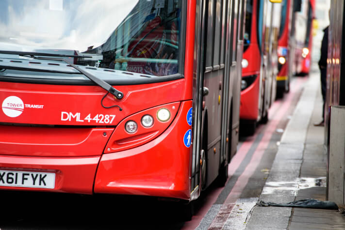 Man threatened Muslim teen and called her a 'terrorist' on London bus