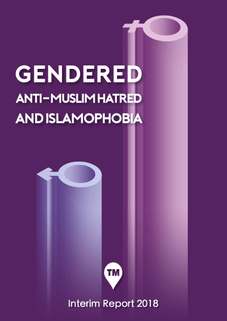 Interim Report 2018: Gendered Anti-Muslim Hatred and Islamophobia, Street Based Aggression in Cases Reported to Tell MAMA Is Alarming