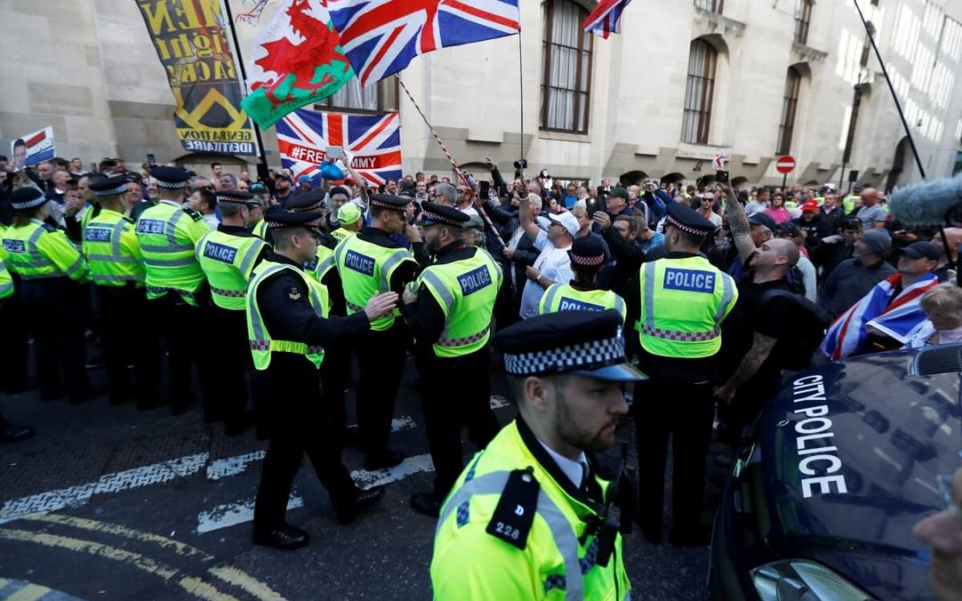 Far Right 'Winning The Hybrid War Against Society', MP Warns