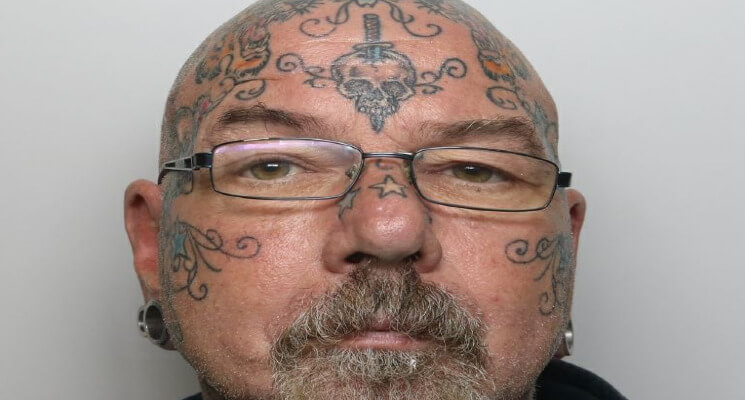 Neo-Nazi jailed for racist sticker campaign and neighbour harassment in Derbyshire