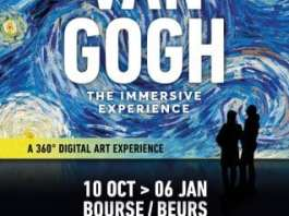 VAN GOGH The Immersive Experience