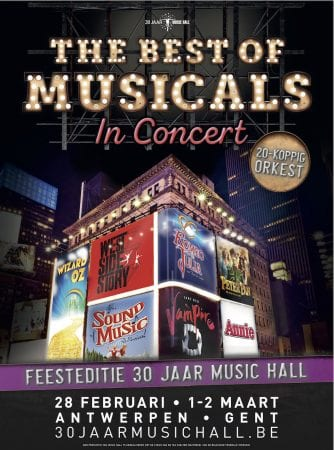 The Best Of Musicals - In Concert