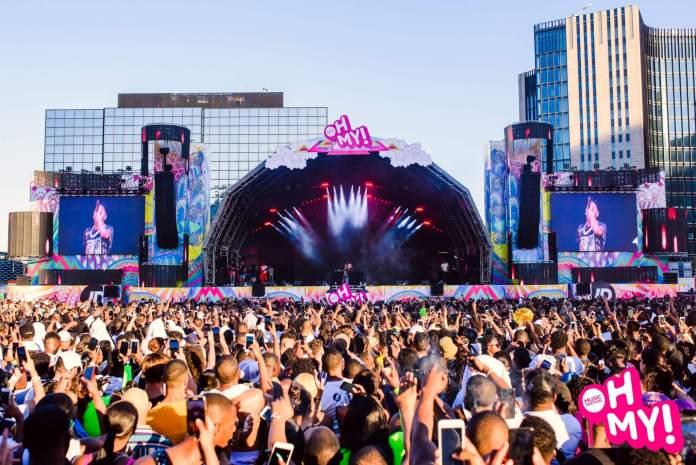 OH MY! Music Festival