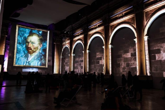 Van Gogh expo