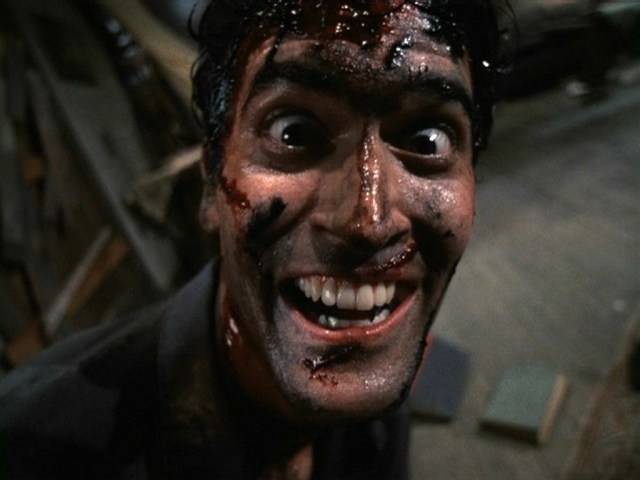 Funny Horror Movies Evil Dead
