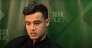 Philippe Coutinho left looking foolish with comments about Liverpool