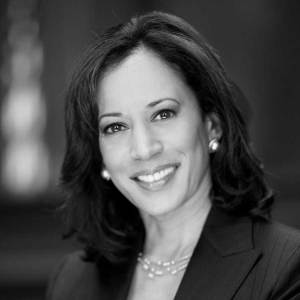 Kamala Harris prosecutor, district attorney, politician, mother and many more..