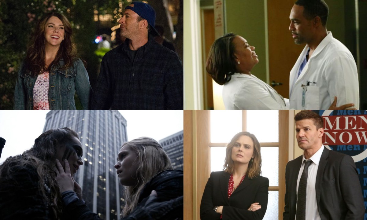 20 Favorite TV Couples from 2016