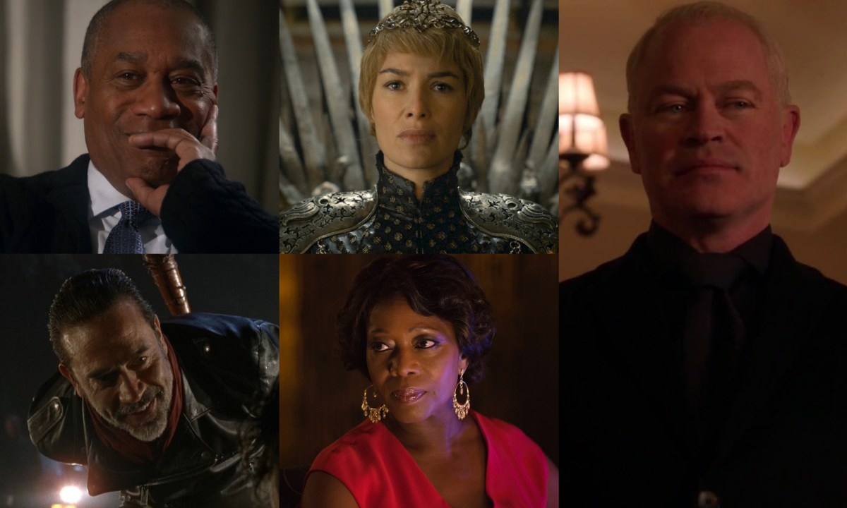 15 Most Nefarious TV Villains of 2016