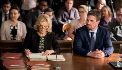 Arrow Review: Docket No  11-19-41-73 (Season 6 Episode 21