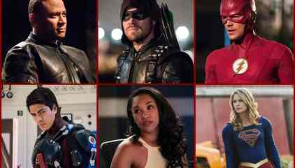 Brandon Routh, Caity Lotz, and Dominic Purcell Discuss 'Legends of
