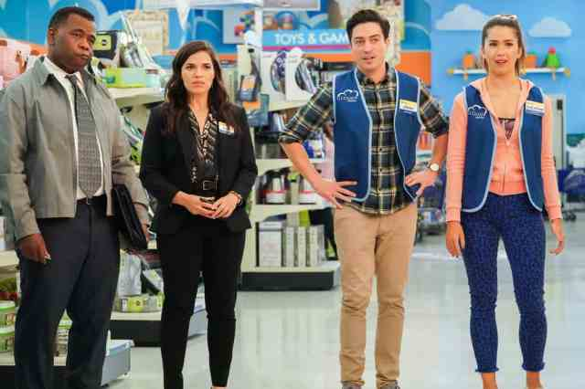 "NUP 188244 2100 - Superstore (S05E04-05) ""Mall Closing""/""Self-Care"""