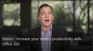 Office 365 demo