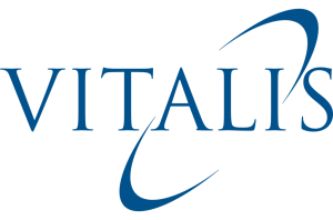 Bild på Vitalis logga