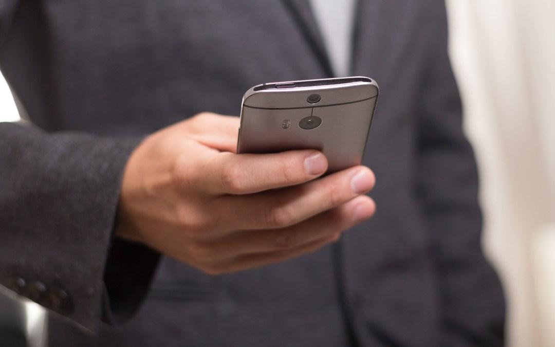 Du blir expert på att skicka SMS