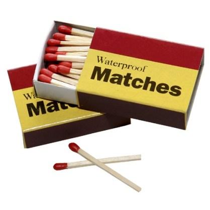 Matchesstrip