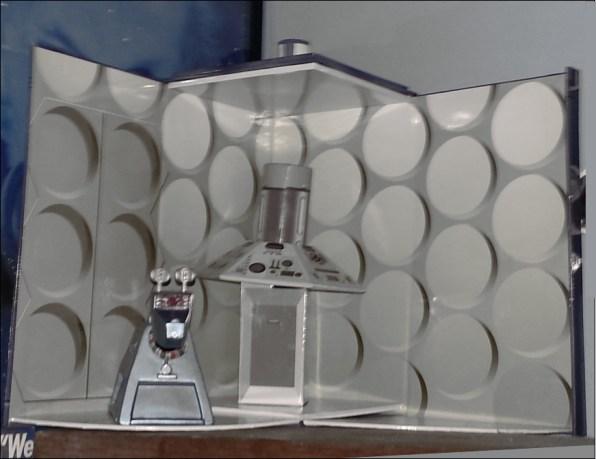 new classic TARDIS interior