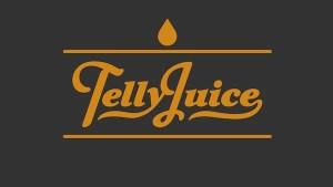 TellyJuice Juicy Jaffa Orange logo
