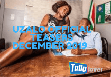 Uzalo Teasers December 2019 on SABC
