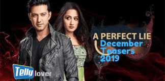 A Perfect Lie December Teasers 2019 Starlife