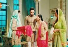 Zara's Nikah update Sunday 4 October 2020 on zee world
