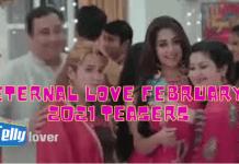 Eternal Love February 2021 Teasers