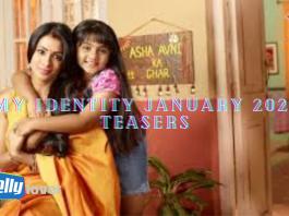 My Identity January 2021 Teasers