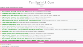Tamilprint