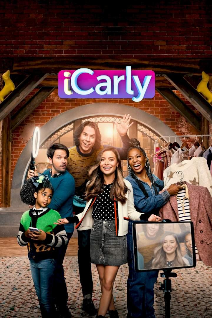 Download iCarly Season 1 Episode 12 Free Full Movie MP4