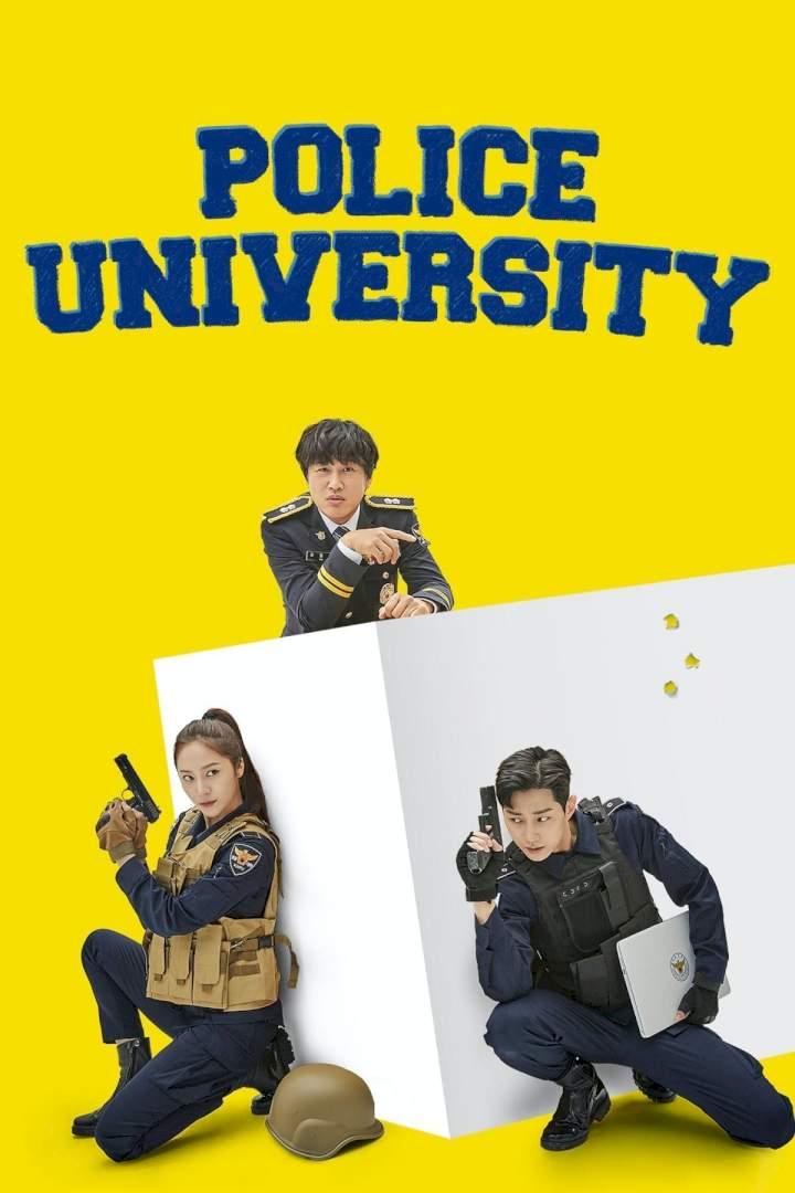 Police University Season 1 Episode 1