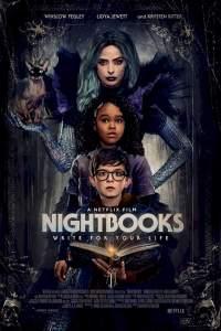 Nightbooks (2021) MP4 Download