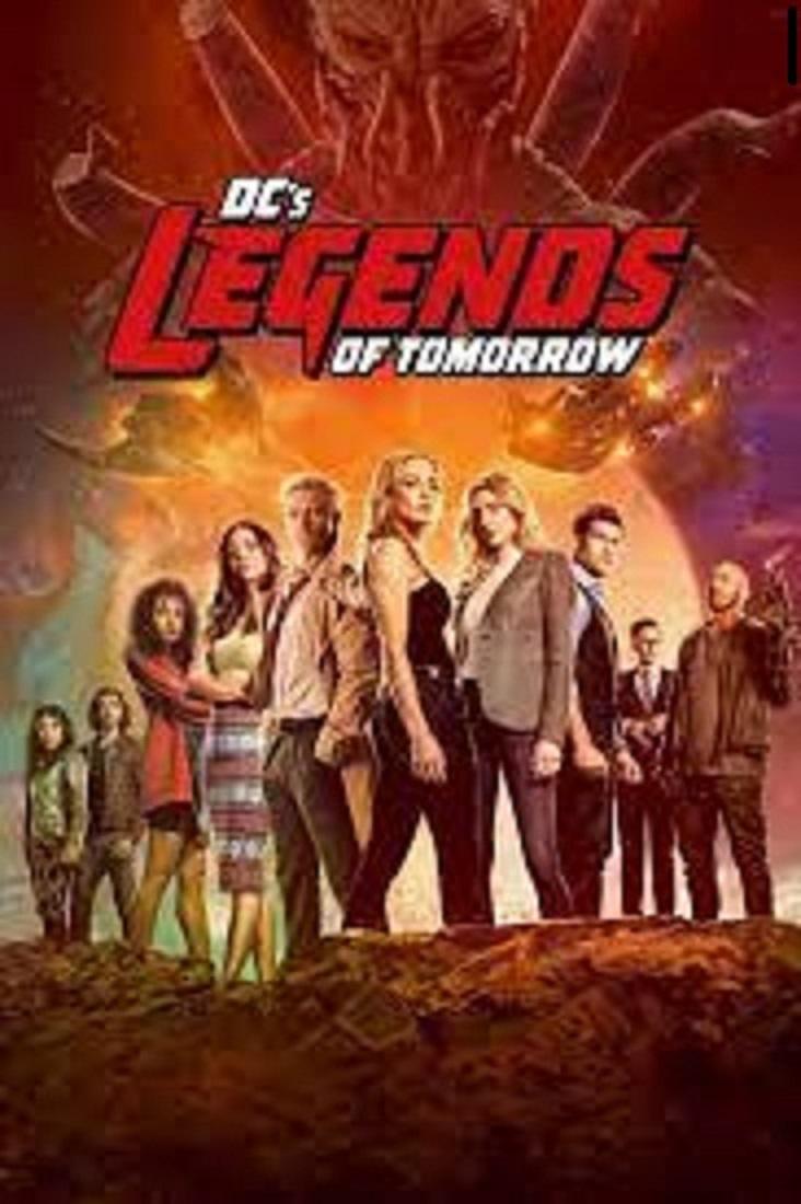 DC's Legends of Tomorrow Season 7 Episode 1 MP4 Download
