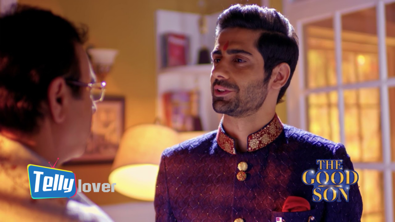 The Good Son update Monday 4 October 2021 On Zee world