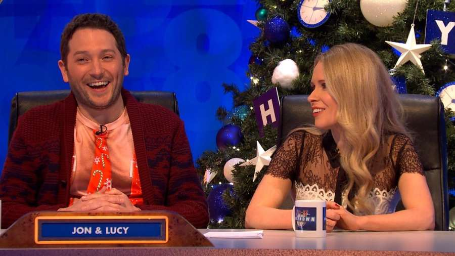 8 Out Of 10 Cats Does Countdown Christmas