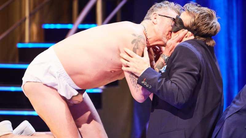 Bradley Walsh's Late Night Guestlist on ITV
